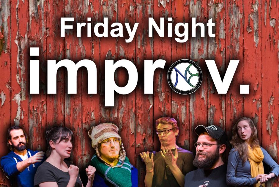 new improv logo