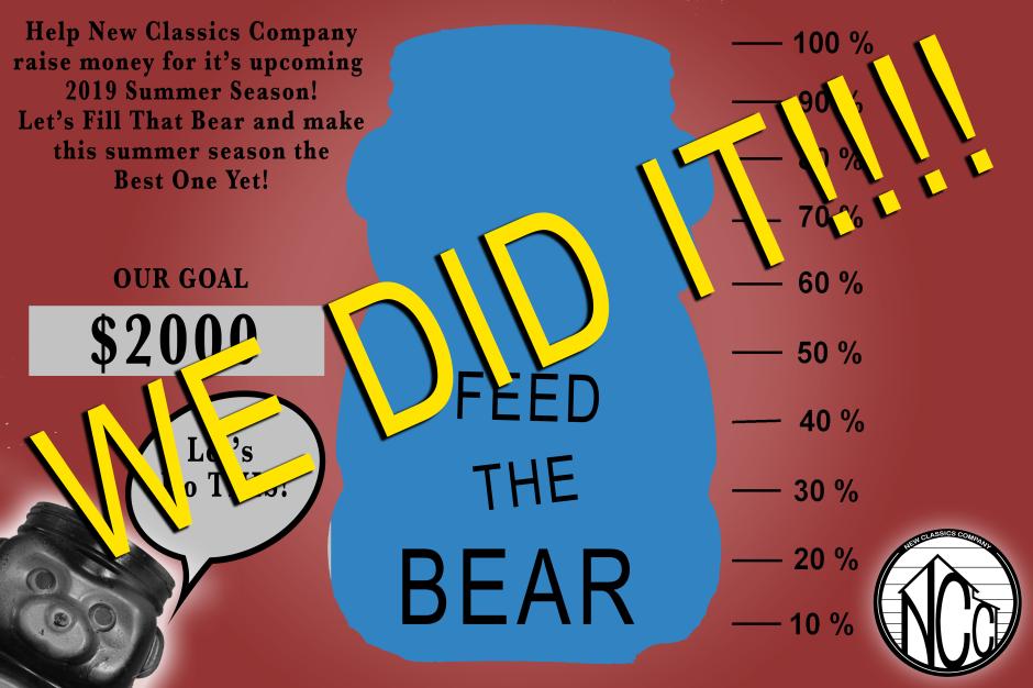 fill the bear 19 full